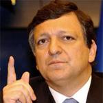 Avrupa Birliği (AB) Komisyonu Başkanı Jose Manuel Barroso