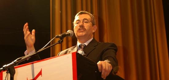 Harran Üniversitesi İlahyat Fakültesinden Prof. Dr. Ali Bakkal