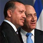 Tayyıp Erdoğan ve Ehud Olmert