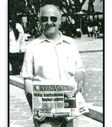 Tayyar Alnıak Ağabey, Yeni Asya Bandırma Temsilciliği hizmetini tam 25 yıl boyunca (1979-2004) kemâl-i izzet, vakar ve iftiharla deruhte etti.