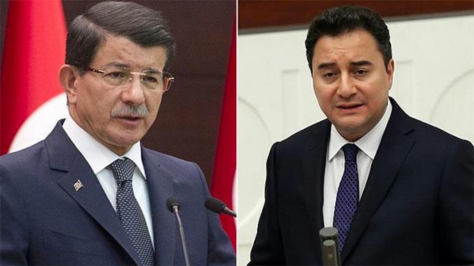 Ahmet Davutoğlu - Ali Babacan